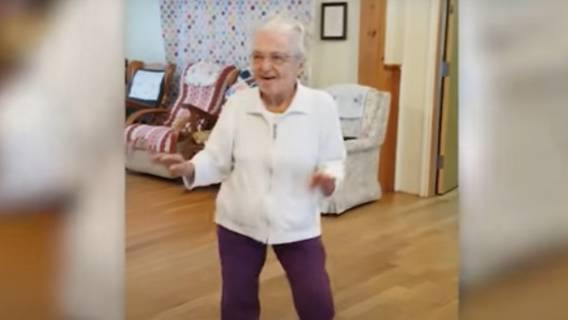 babcia nagranie