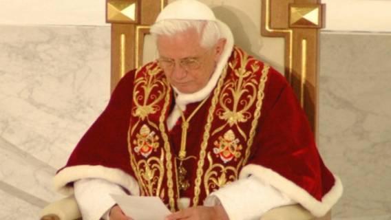 Benedykt XVI, smutne informacje
