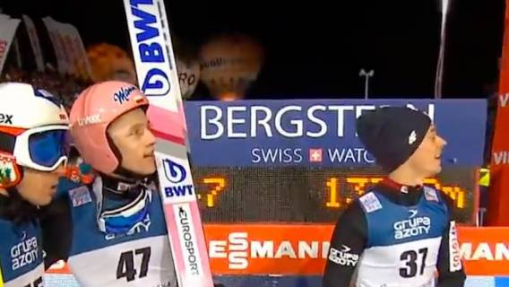 Znane są wyniki testów Dawida Kubackiego i reszty kadry skoczków narciarskich