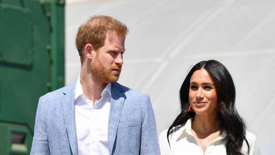 Meghan Markle Harry awantura