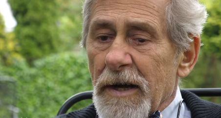 Ostatni wywiad Strzeleckiego wywołuje płacz. Jego głos i twarz ogromnie się zmieniły