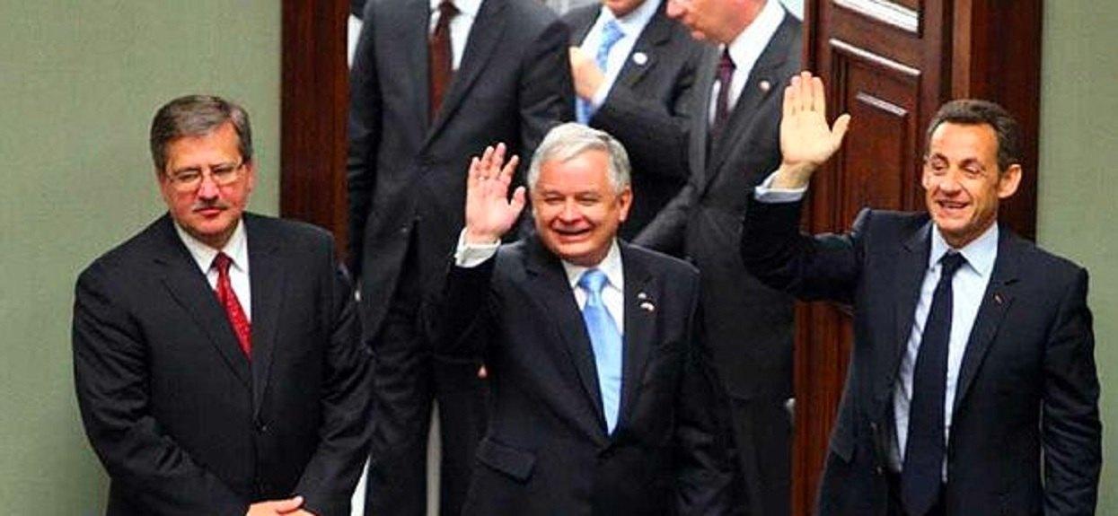 Nie żartujemy, twarz Kaczyńskiego pojawi się na banknotach. Wiemy, na jakich i kiedy
