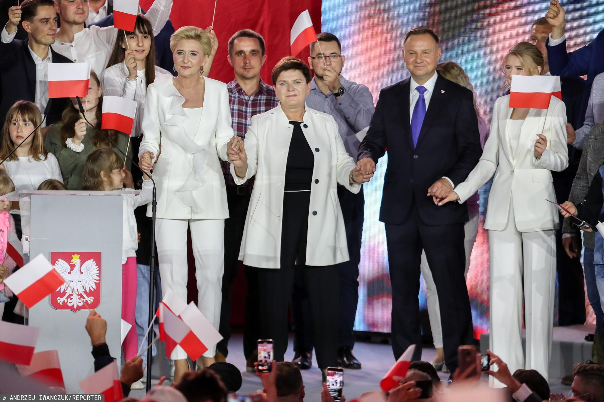 Beata Szydło przerwała ciszę po zwycięstwie Dudy. Padły mocne słowa