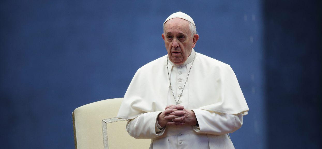 Papież Franciszek ma tajemnice