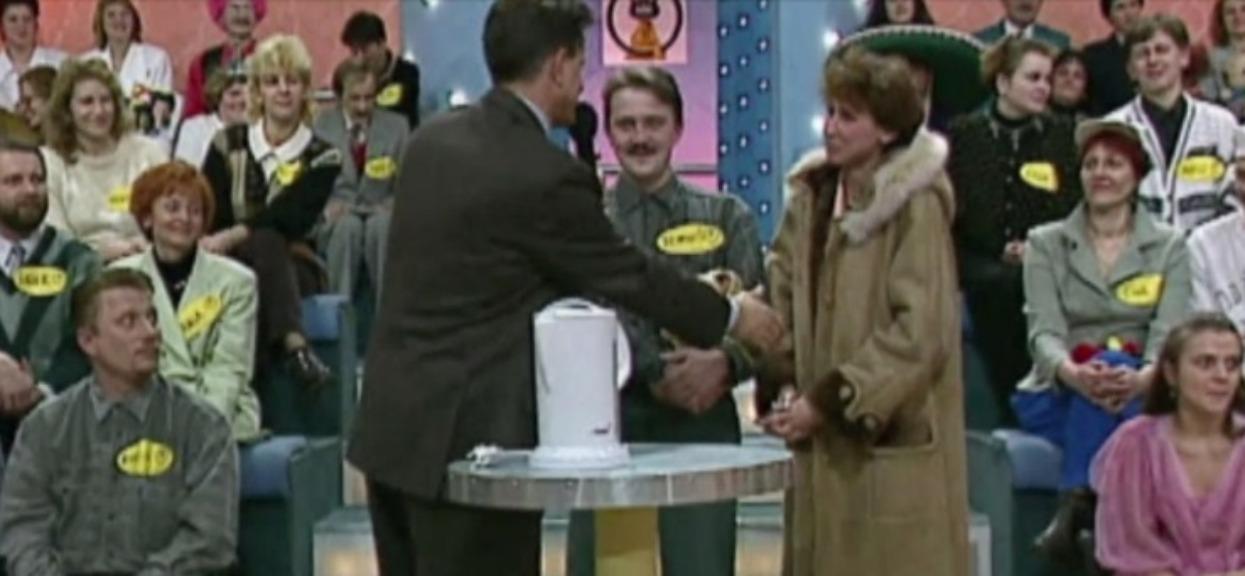 Pamiętacie słynny teleturniej Idź na całość i Zonka?