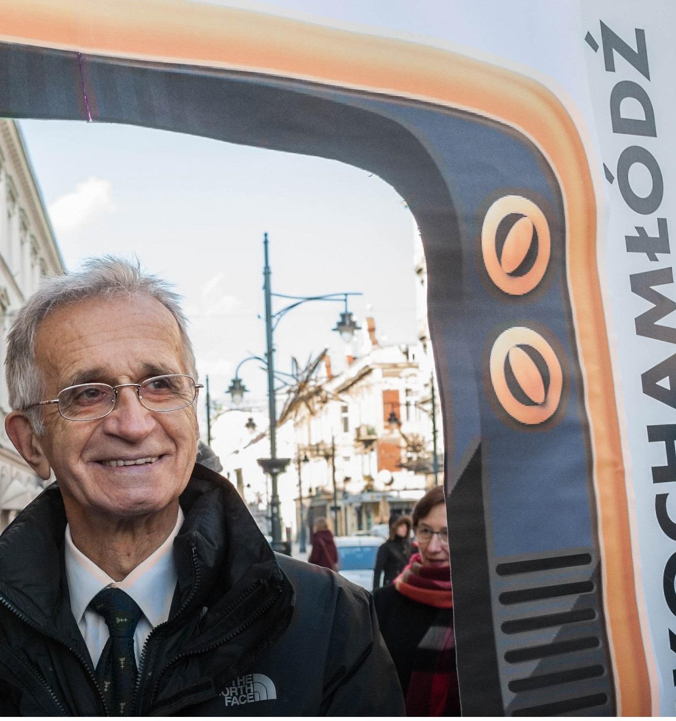 Jacek Fedorowicz obchodzi dziś 83. urodziny. Wszystkiego najlepszego
