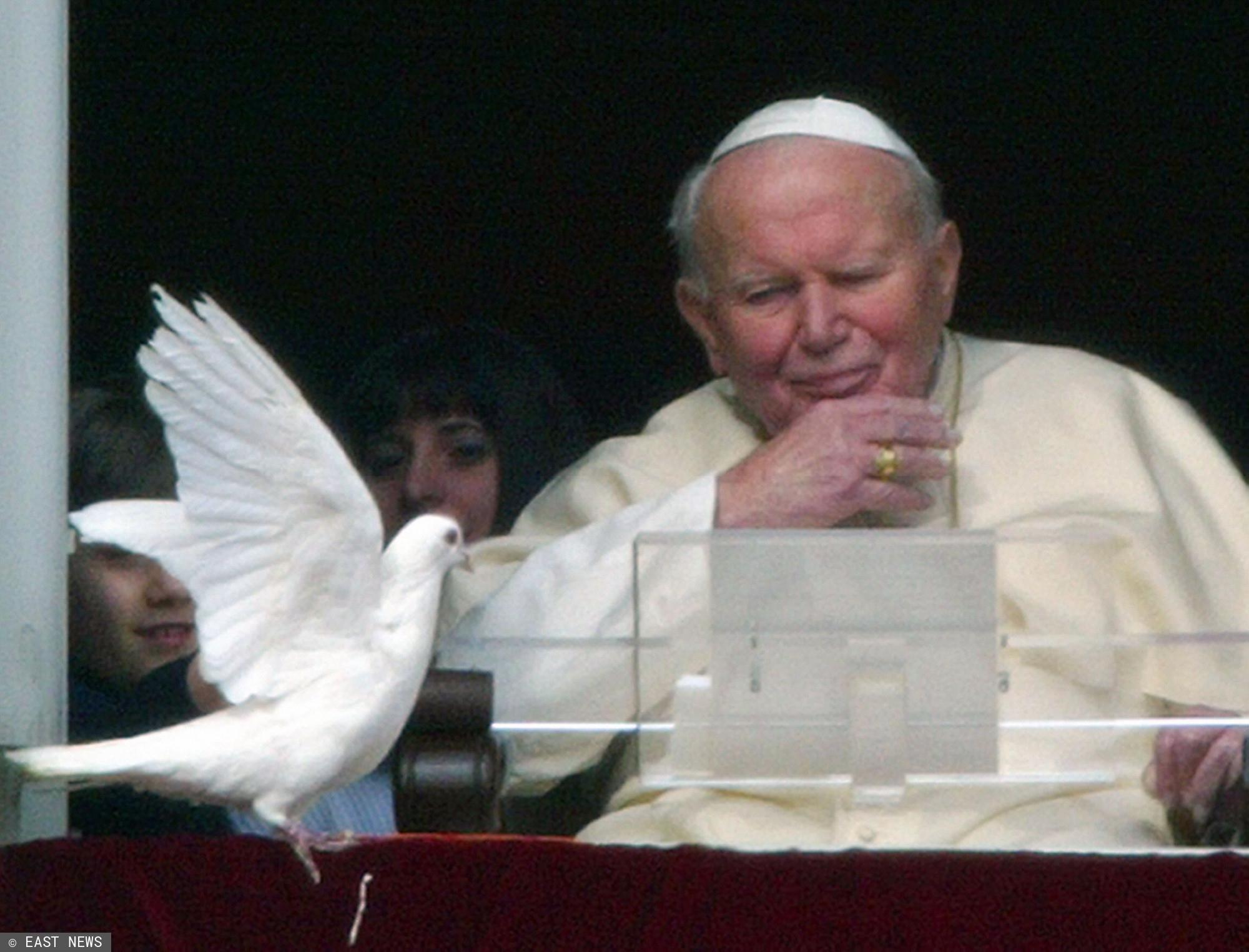 Upubliczniono wizję Jana Pawła II i co się wtedy z nim działo. Papież nie mógł powstrzymać płaczu