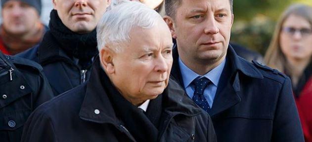 Kaczyński szalał za nią w młodości, zachwycał jej urodą. Dzisiaj są po przeciwnych stronach barykady