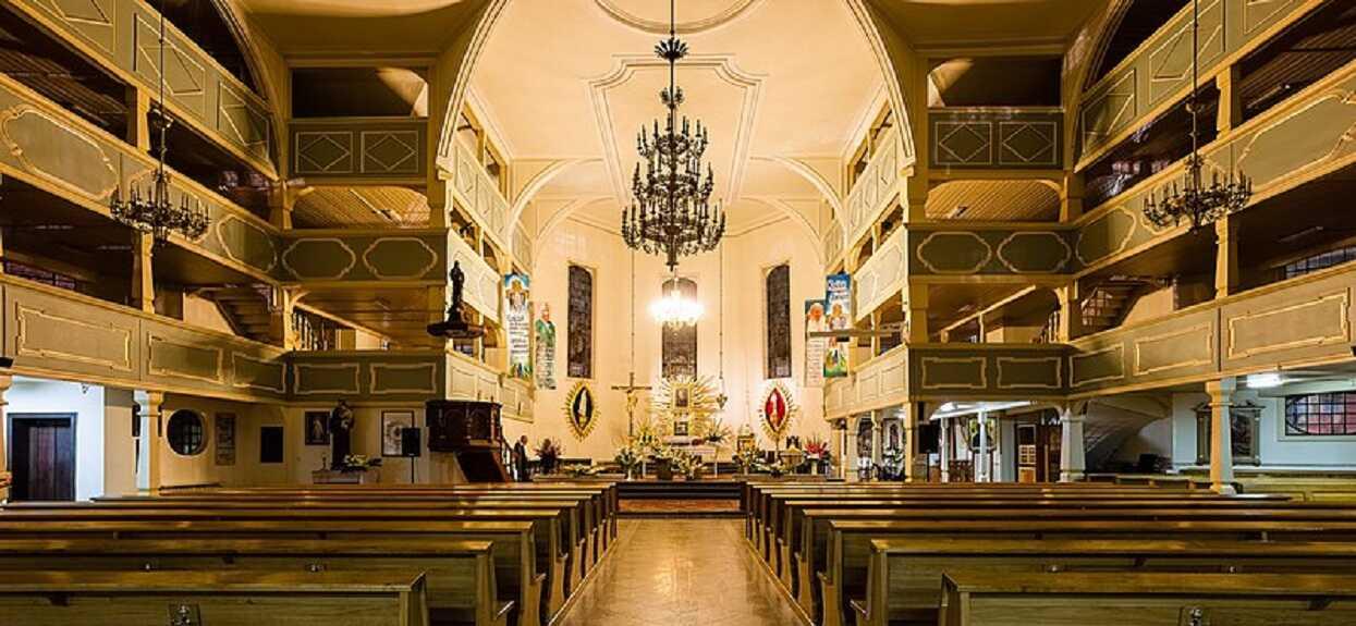 Tragedia w polskiej miejscowości. Ciało znaleziono tuż przy kościele