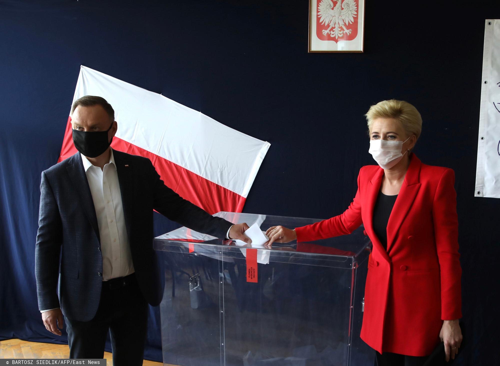 Niebywałe miejsce na mapie Polski. Na Andrzeja Dudę zagłosowało 95% ludzi