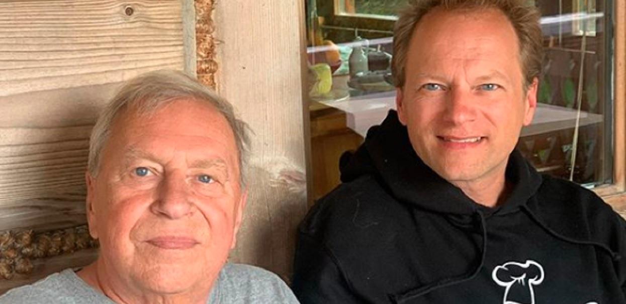 Maciej Stuhr milczy. Informacje z ostatniej chwili o jego ciężko chorym ojcu przedostały się do mediów