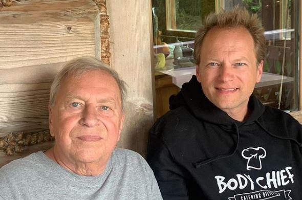 Maciej Stuhr dziękuje za uratowanie ojca. Wystosował do wszystkich apel
