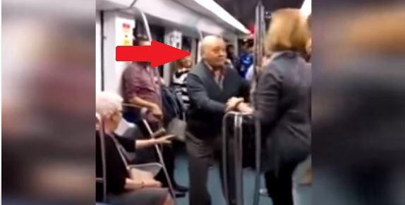 Mąż nagle zaczął tańczyć z dużo młodszą kobietą. Reakcja jego żony zwala z nóg, wszystko się nagrało