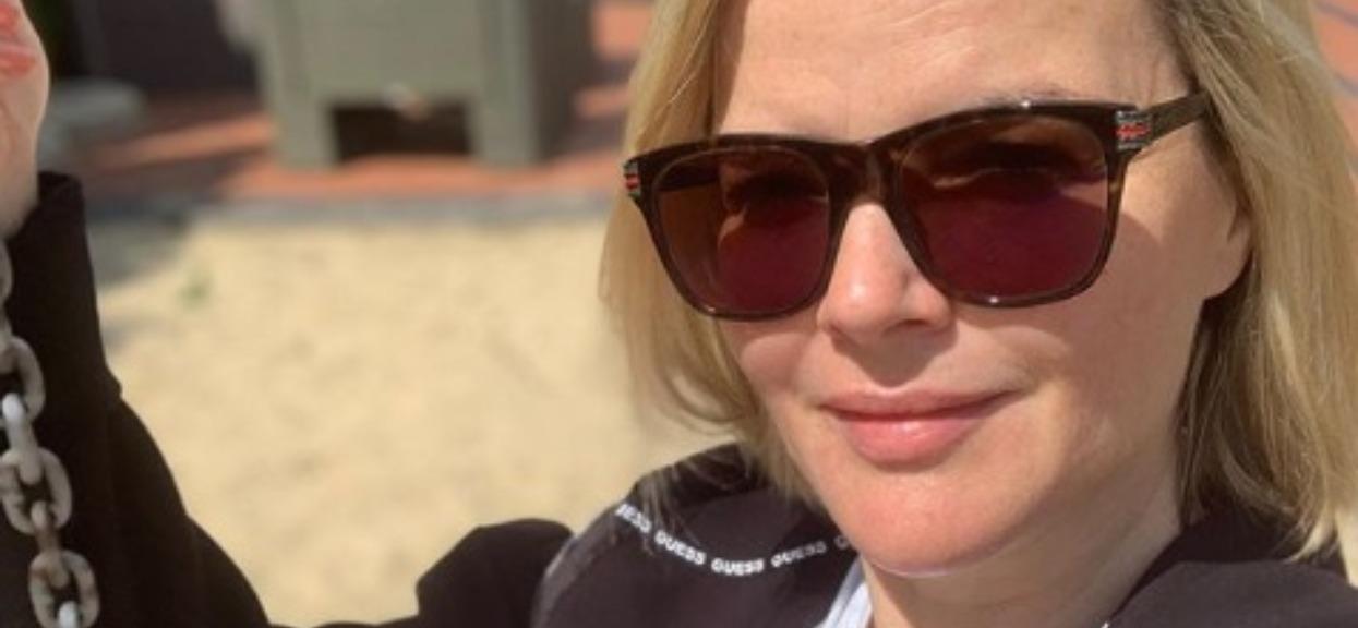 Monika Zamachowska zdruzgotana. Przekazała posępną wiadomość o swoim synu, współczujemy