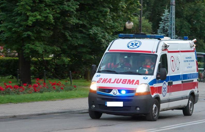 Tragedia na południu Polski. Ojciec i syn w ciężkim stanie, trwa walka o ich życie