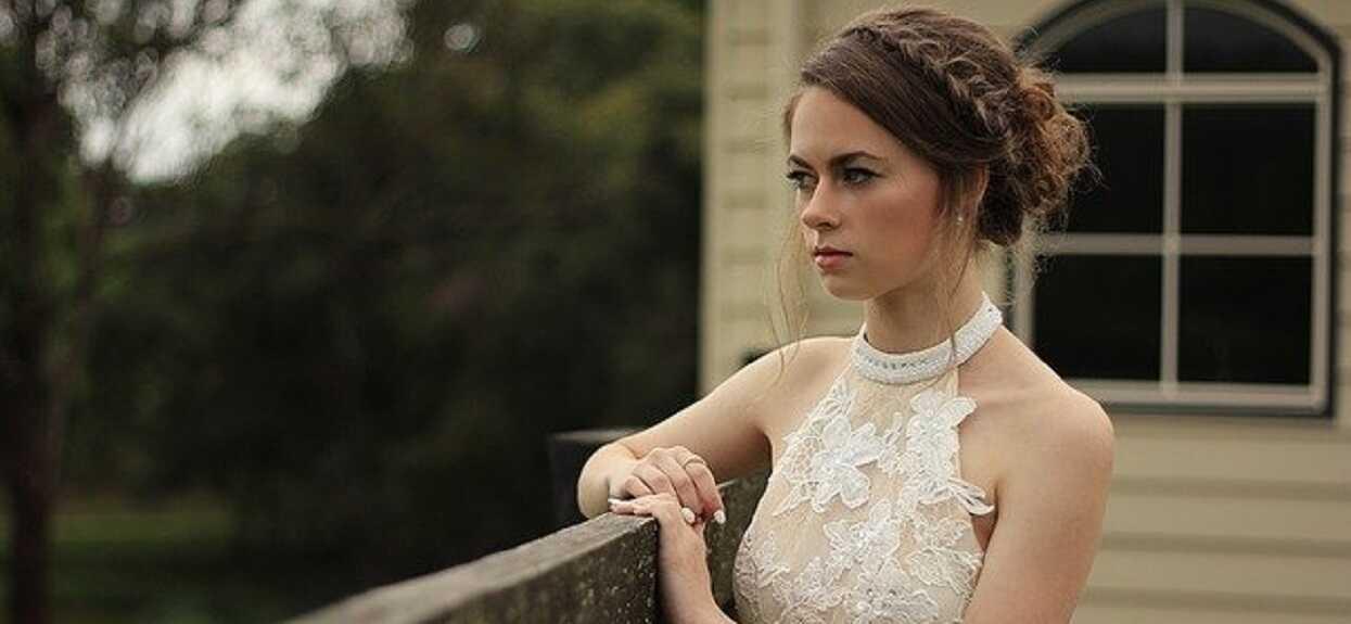 Na weselu wszyscy patrzyli tylko na jedną kobietę, ale nie była nią panna młoda. Jej strój był poniżej wszelkiej krytyki