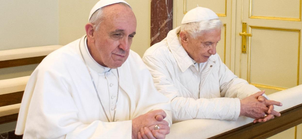 Nie żyje Georg Ratzinger. Papież Franciszek napisał poruszający list do Benedykta XVI