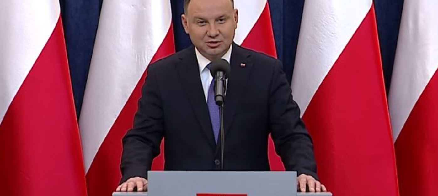"""Prezydent Duda przyznaje: """"Sytuacja jest straszna"""". Zostanie uruchomiona większa niż standardowo pomoc dla poszkodowanych"""