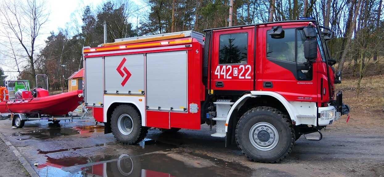Podkowa Leśna wygrała wóz strażacki za frekwencję. Burmistrz: nie mamy straży pożarnej