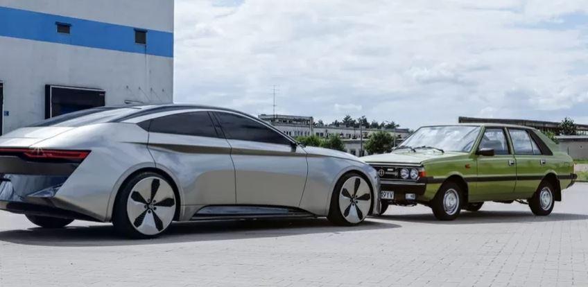 Powstaje polskie auto elektryczne inspirowane kultowym Polonezem. Jak wam się podoba?