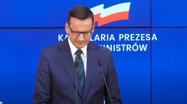Premier apeluje do wszystkich Polaków. Sytuacja pogarsza się z każdym dniem