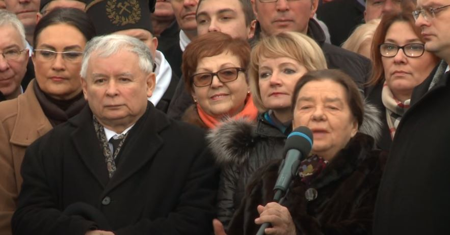 Najgorszy koszmar, przyjaciółka Kaczyńskiego długo milczała. Wyjawiła wszystko wprost do kamery