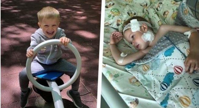 Rodzice błagają o pomoc dla 4-letniego Jasia. Czasu zostało naprawdę niewiele