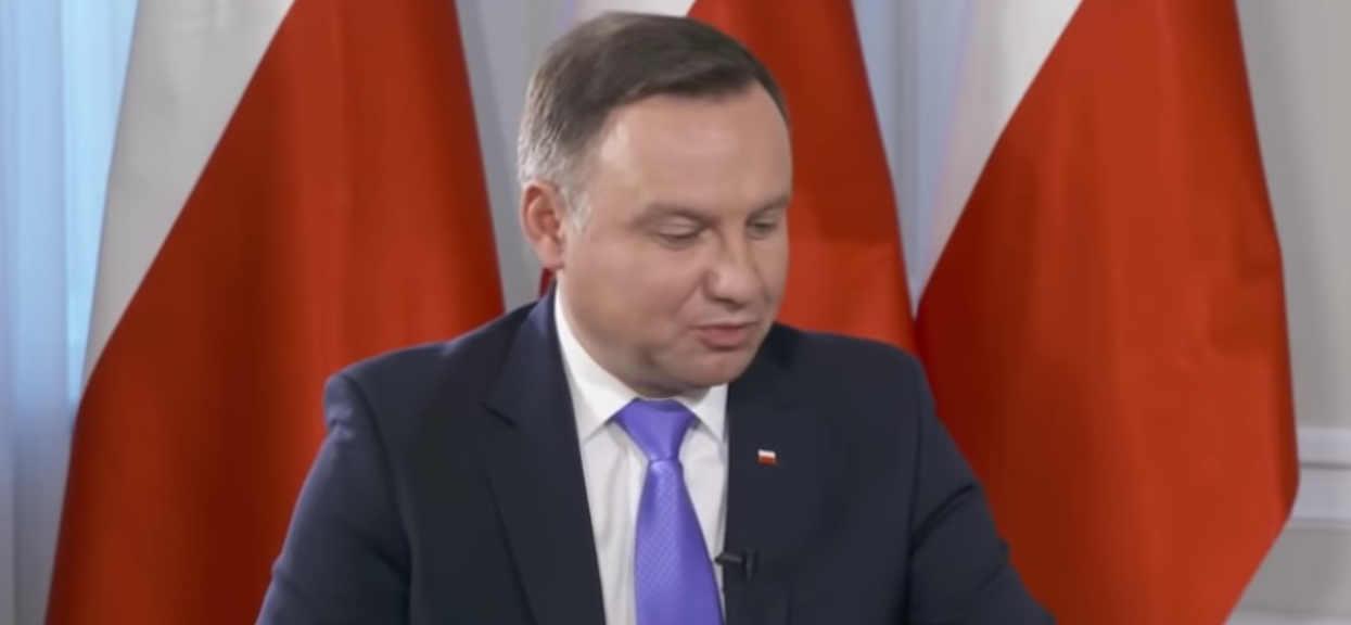 Do sieci wyciekła poufna rozmowa Andrzeja Dudy. Skandal na włosku, służby w akcji