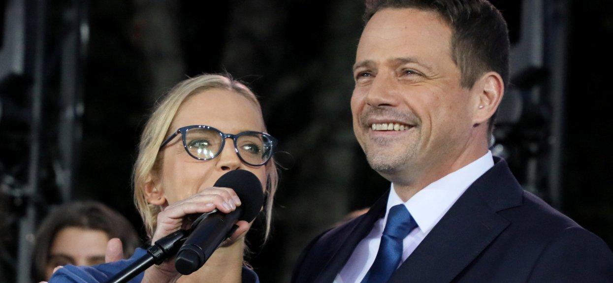 Żona Rafała Trzaskowskiego powiedziała całą prawdę po wyborach. Jej słowa podbijają sieć