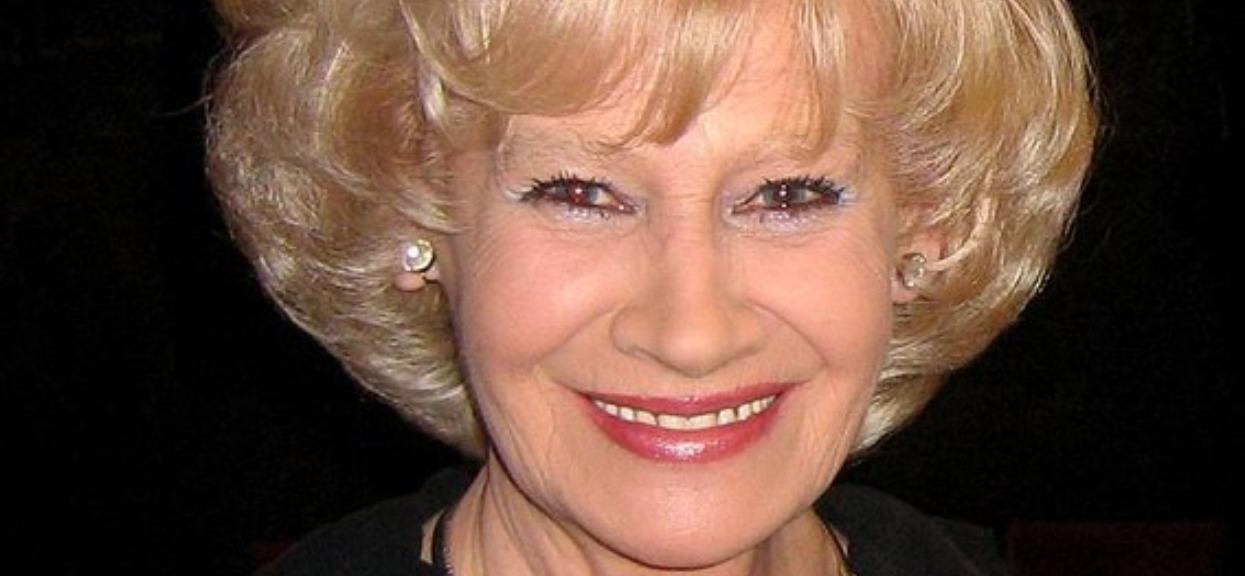 Krystyna Loska obchodzi dziś 83. urodziny. Czego jej życzycie?