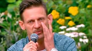 W programie na żywo Michał Wójcik odczytał wiadomość od ciężko chorej partnerki. Nie mógł powstrzymać łez