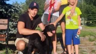 """Aktor """"Rancza"""" adoptował psa ze schroniska. Brawo"""