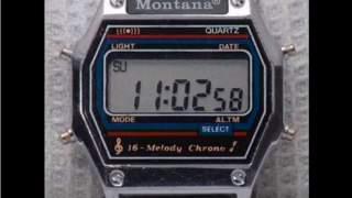 Słynny zegarek Montana. W latach 70. i 80. każdy chciał go mieć