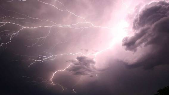 Gdzie jest burza w czwartek