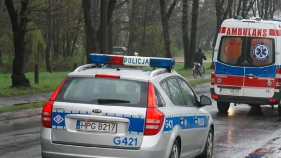 Kierowca karetki został skazany za potrącenie 9-letniej dziewczynki