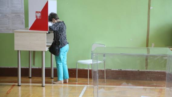 Komisja wyborcza natrafiła na problemy już dziś