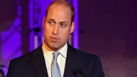 Książę William wpadka
