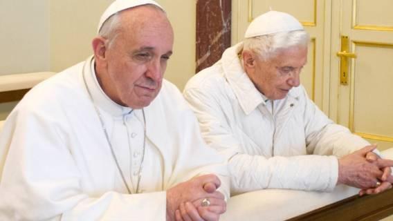 Papież Franciszek list