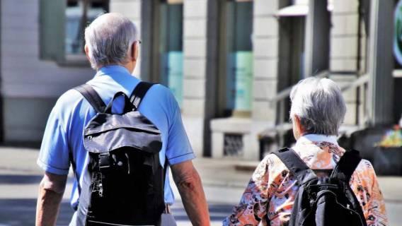 Bon turystyczny dla seniorów