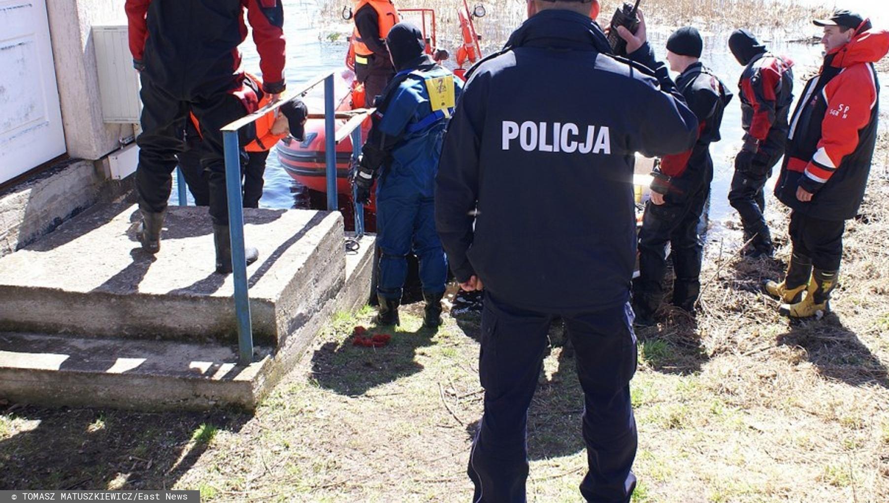 Dramatyczne wydarzenia przy bulwarze Kaczyńskich. Policja podjęła natychmiastową akcję