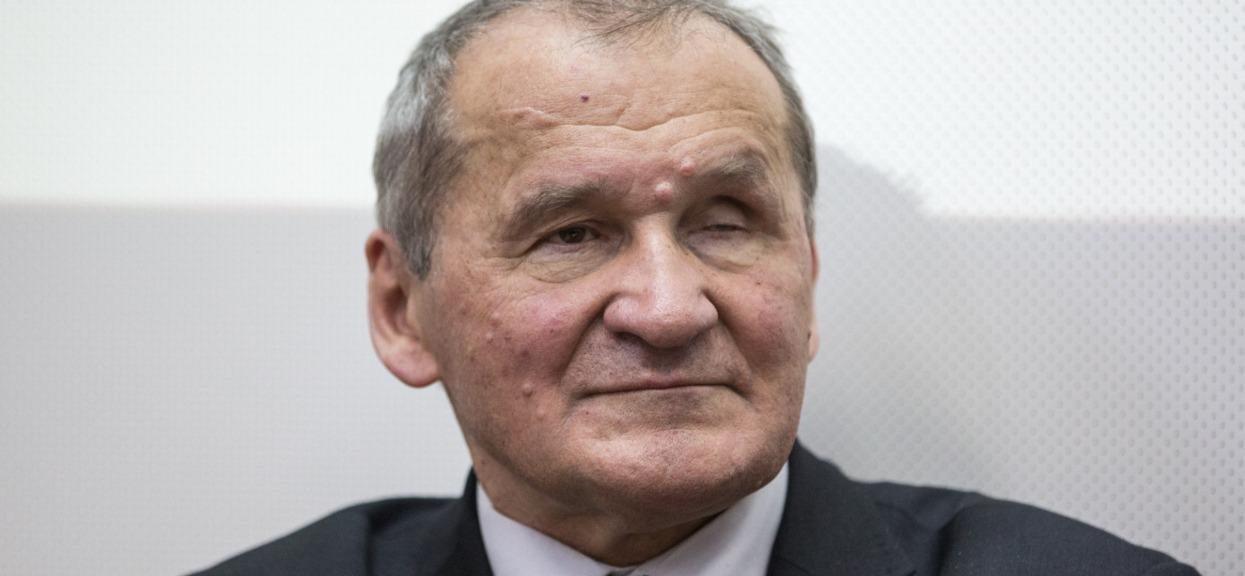 Henryk Wujec w bardzo ciężkim stanie. Przykre informacje o legendzie Solidarności