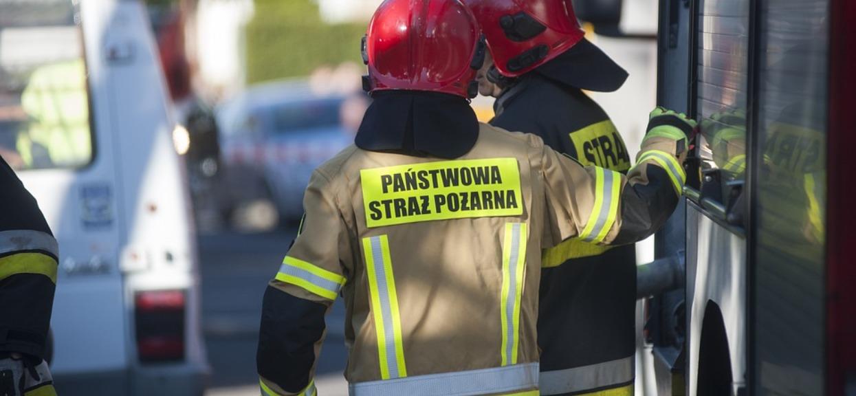 Nagła akcja służb, żywiołu nie można było opanować. Napłynęły właśnie niepokojące informacje z południa Polski