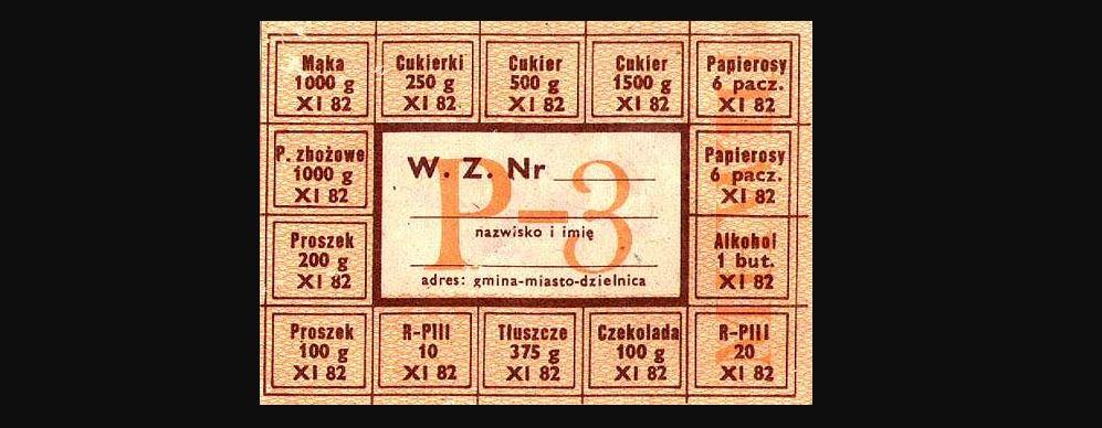 Dokładnie 44 lata temu wprowadzono kartki na cukier. Pamiętacie ówczesne olbrzymie kolejki do sklepów?