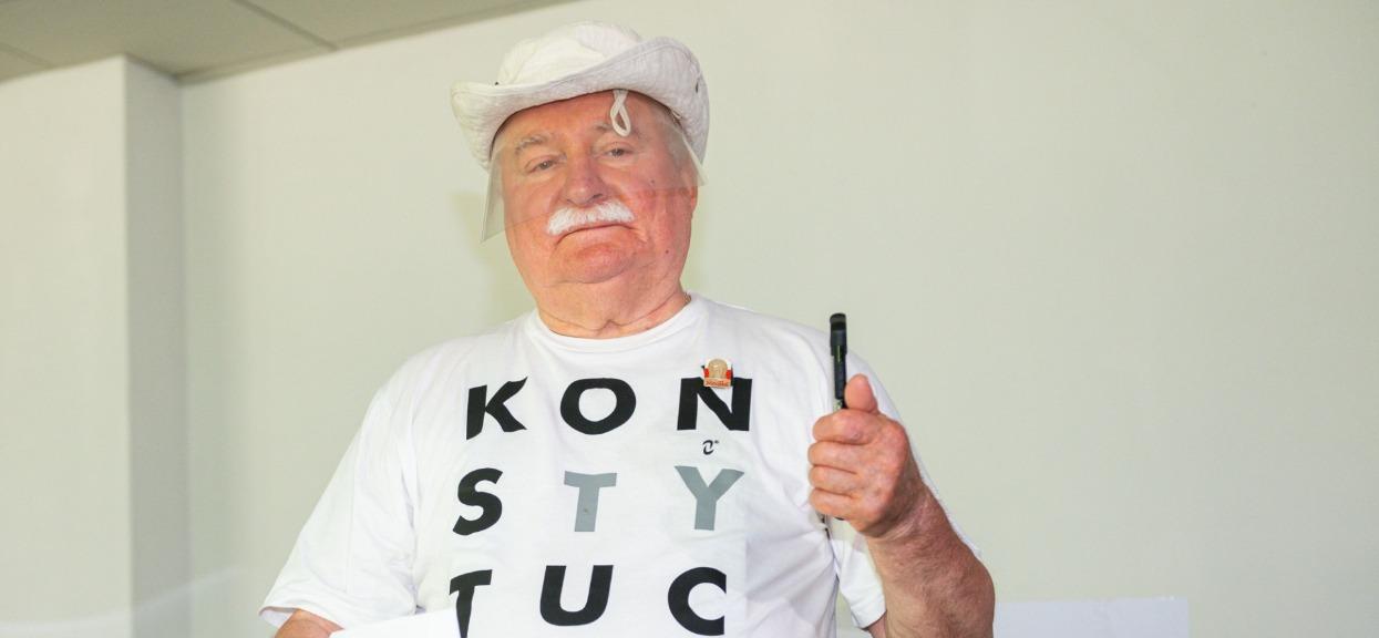 Lech Wałęsa pokazał swój ostatni posiłek. Fani zamarli z niepokoju