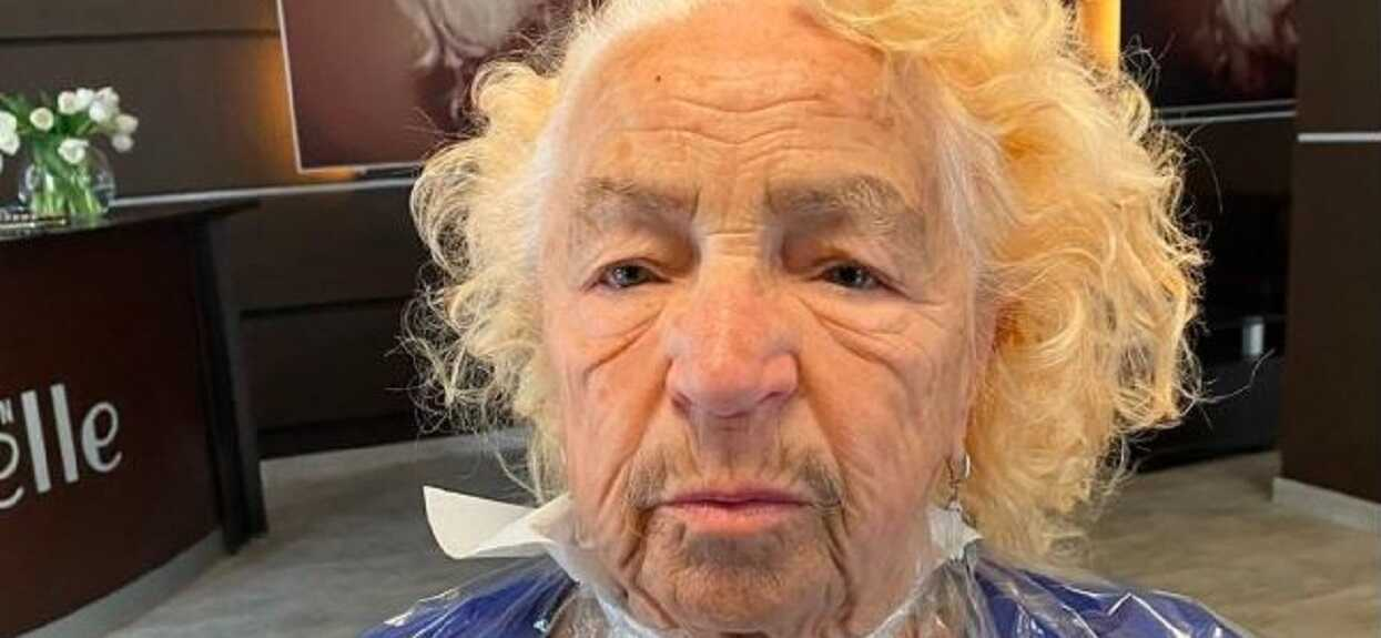 Polska makijażystka zrobiła make up swojej 80-letniej babci. Odmłodziła ją o kilkadziesiąt lat
