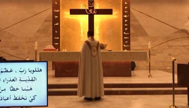 Porażające nagranie z kościoła. W 22 sekundzie zaczyna się dramat