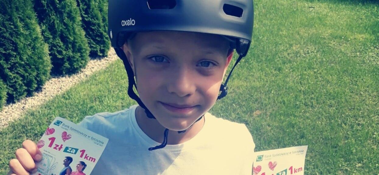 Wielkie brawa dla 8-letniego Nikodema. Oddał wszystkie swoje oszczędności na operację, która ratuje życie innego chłopca