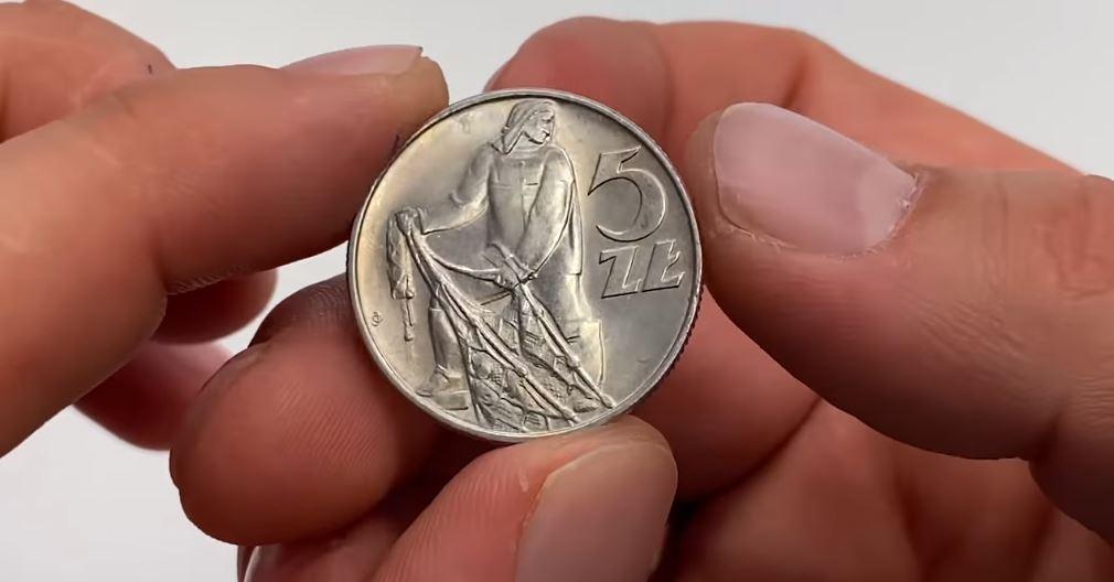 Za monetę o wartości 5 zł możesz dostać fortunę. Musisz zwrócić uwagę na jeden szczegół
