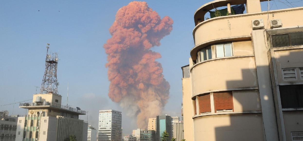 Polsat przekazał tragiczne wieści, potężne wybuchy sparaliżowały miasto. Dziesiątki rannych, nagrania zwalają z nóg