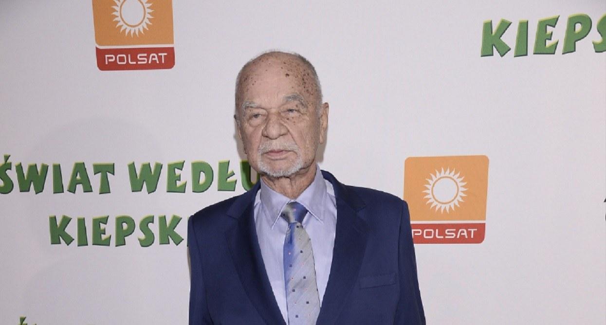 """Wielki smutek. Z Ryszardem Kotysem jest bardzo słabo, Paździoch z """"Kiepskich"""" w opłakanym stanie"""
